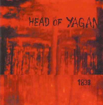 head of yagan - 1833