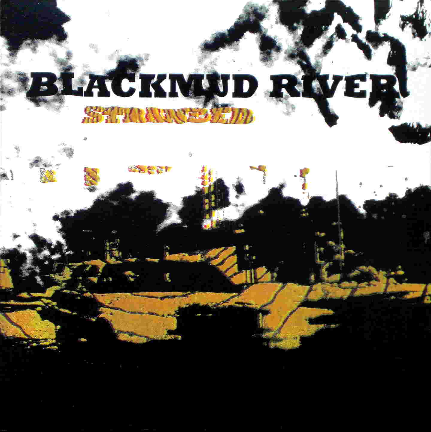 blackmud river - stranded